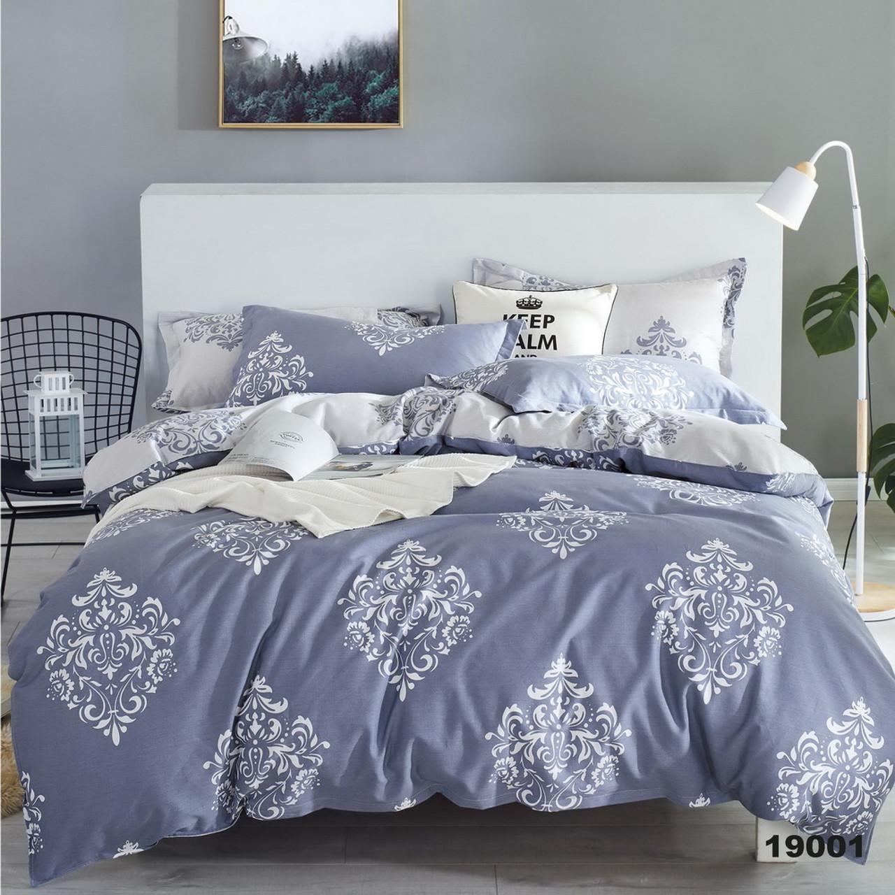 Комплект постельного белья ранфорс 19001 ТМ Вилюта