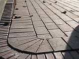 Брусчатка клинкерная БрукКЕРАМ Классика Оникс ПВ-1 М-450 (М-650) 200х100х45 мм, фото 2
