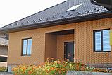 Кирпич клинкерный Керамейя Клинкерам  250x120x65 мм Янтарь Пр1 36%, фото 7