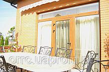 Кирпич клинкерный Керамейя Клинкерам  250x60x65 мм Янтарь Пр 1/2 28%, фото 2