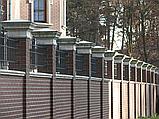 Кирпич клинкерный Керамейя Клинкерам  250x60x65 мм Оникс Пр 1/2 28%, фото 8