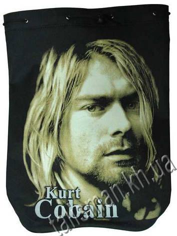NIRVANA (K.Cobain)-2 - рок-рюкзак, фото 2