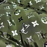 Мужская куртка Louis Vuitton CK1548 хаки, фото 2
