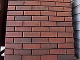 Кирпич клинкерный Керамейя Клинкерам  250x60x65 мм Магма Гранит Пр 1/2 28%, фото 3