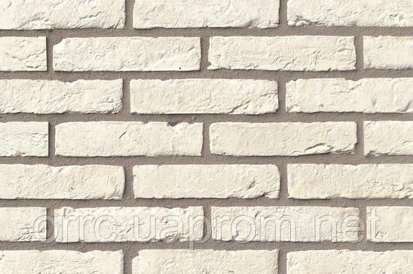 """Кирпич клинкерный ручной формовки CRH (Vandersanden) """"Rainbow White"""", фото 2"""