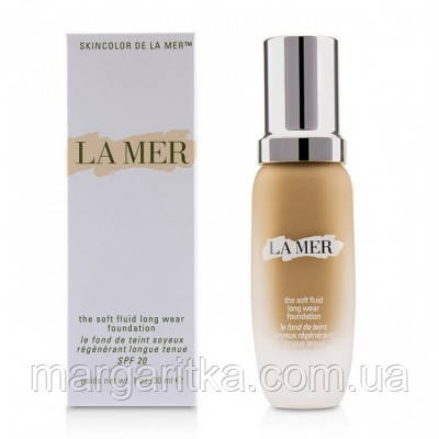 Тональный крем для лица La Mer The Soft Fluid Long Wear Foundation SPF20 ла мэр