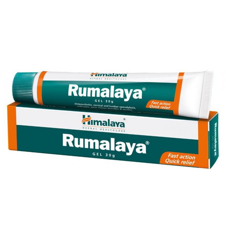 Rumalaya Gel Himalaya (Румалая гель) - здоровье суставов и мышц 30 грамм