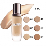 Тональный крем для лица La Mer The Soft Fluid Long Wear Foundation SPF20 ла мэр, фото 2