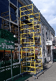 Вишка-тура будівельна пересувна 1.2 х 2.0 (м) 14+1, фото 2