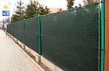 Сетка защитная 110 % затенения, 1.0 х 10.0 (м), фото 5