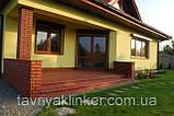 Напольная плитка King Klinker (01) Рубиново красный 245х245х14, фото 2
