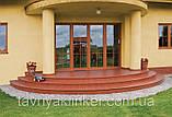 Напольная плитка King Klinker (01) Рубиново красный 245х245х14, фото 4