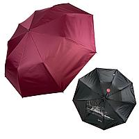 """Однотонный зонт-полуавтомат """"Sudney"""" от фирмы """"Max"""", бордовый, 3067-3, фото 1"""