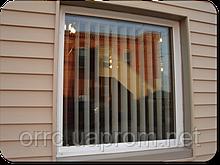 Глухое металлопластиковое окно VIGRAND 3 кам 1300*1400