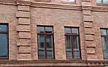 Плитка керамическая ручной формовки Таврический светлый 250х20х65, фото 4