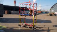 Вишка тура риштування на колесах ВСП 1.2 х 2.0 (м) 10+1, фото 1