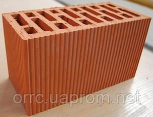 """Керамический блок """"ТеплоКерам"""" 2,12 НФ М100 (Керамейя) 250х120х138 мм, фото 2"""