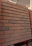 Кирпич клинкерный Керамейя Клинкерам  250x120x65 мм Рустика Топаз 3 Пр 1 36% без посыпки, фото 4