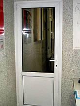Межкомнатные металлопластиковые двери WinOpen 4 кам 700*2100
