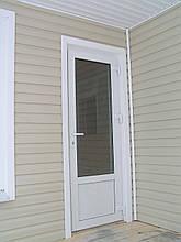 Входные металлопластиковые двери WinOpen 4 кам 700*2100