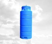 Емкость вертикальная ODS 400 л