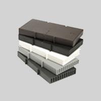 Вентиляционно-дренажный элемент под шов (коробка вентиляционная) 12 мм