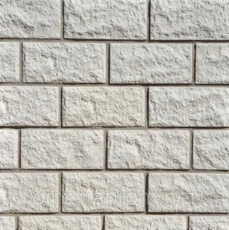 Фасадный камень ALMERIA WHITE