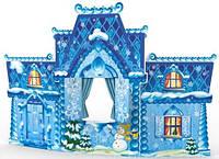 Декорация Дом Дедушки Мороза