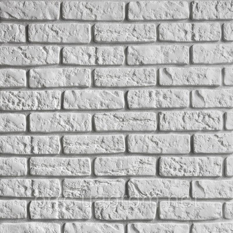 Декоративный камень Loft Brick White