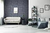 Декоративный камень Loft Brick Dark, фото 2