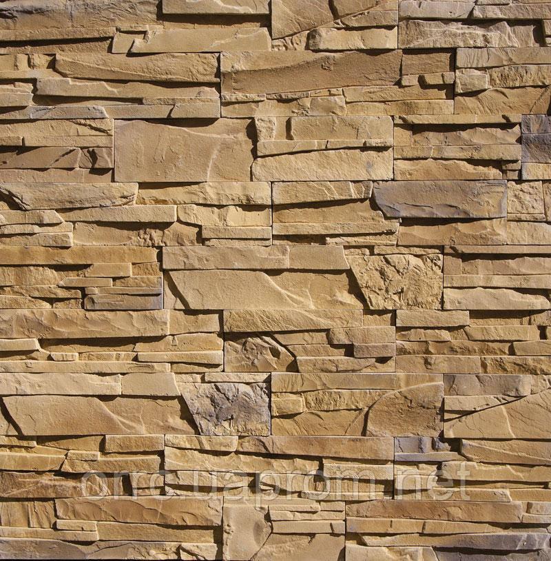 Декоративный камень Roma Caramel