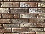 Кирпич клинкерный Керамейя Клинкерам 250x120x65мм Рустика Рутил 6 Пр1 36% без торкрета(без посыпки), фото 6