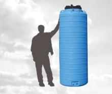 Емкость вертикальная ODS 1000 л