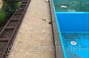 """Тротуарна плитка """"Гауді"""" 120х120х30, фото 2"""