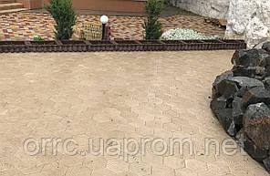 """Тротуарна плитка """"Гауді"""" 120х120х30, фото 3"""