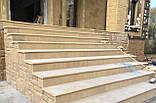 Бетонные ступени Мегалит 345х345х30, фото 3