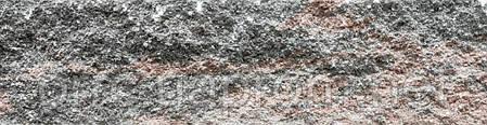 """Облицовочный кирпич """"Литос"""" Колотый стандарт пустотелый Гранада (Красно-Черный) 250*100*65, фото 2"""