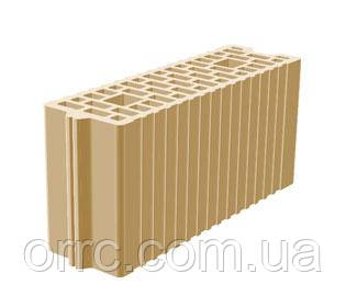 Керамический блок КЕРАТЕРМ 10 (Кузьминецкий)  100х380х238, фото 2