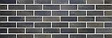 Кирпич клинкерный Керамейя Клинкерам 250x120x65мм Рустика Смарагд 6 Пр1 36% без торкрета(без посыпки), фото 2