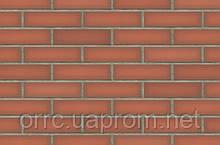 Плитка клинкерная облицовочная King Klinker (19) Рубиновое пламя 250х65х10