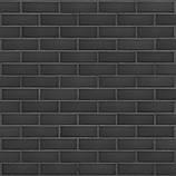 Плитка клинкерная облицовочная King Klinker (26) Черный камень 240х71х14, фото 3