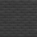 Плитка клинкерная облицовочная King Klinker (26) Черный камень 240х71х14, фото 4