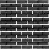 Плитка клинкерная облицовочная King Klinker (26) Черный камень 240х71х14, фото 5