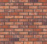 Клинкерная фасадная плитка Brick street (HF05), 240x71x10 мм, фото 4
