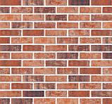 Клинкерная фасадная плитка Brick street (HF05), 240x71x10 мм, фото 5
