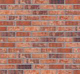 Клинкерная фасадная плитка Brick street (HF05), 240x71x10 мм, фото 7