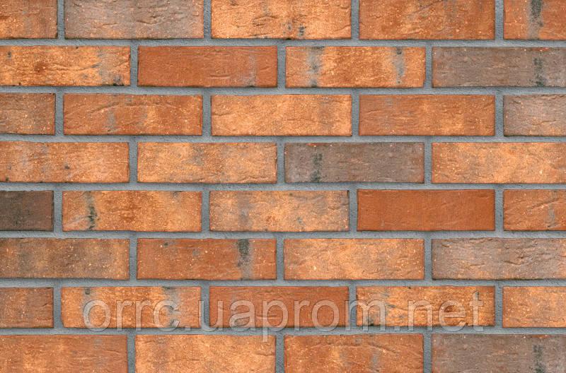 Клинкерная фасадная плитка Old house (HF07), 240x71x10 мм