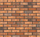 Клинкерная фасадная плитка Old house (HF07), 240x71x10 мм, фото 4