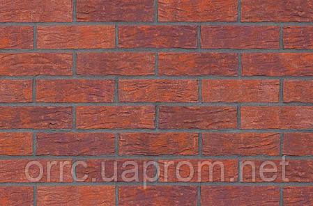 Клинкерная фасадная плитка Deep purple (HF08), 240x71x10 мм, фото 2