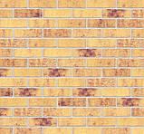 Клинкерная фасадная плитка Amber sea (HF13), 240x71x10 мм, фото 6